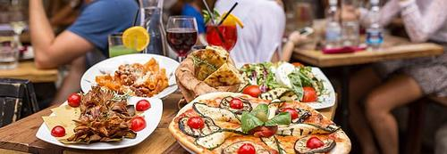 O que seu restaurante tem feito para atrair e manter os clientes?