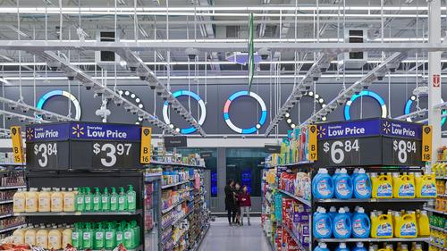 Walmart testa inovações no Innovation Retail Lab IRL.