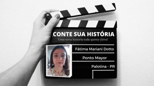 Empresária Fátima Dotto no CONTE SUA HISTÓRIA!