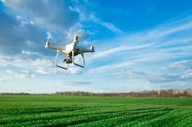 Tecnologia: Agricultura de Precisão com  Drones