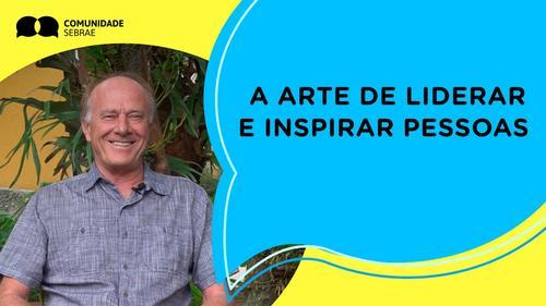 Um bom líder inspira as pessoas! 👩🏻💼👨🏻💼