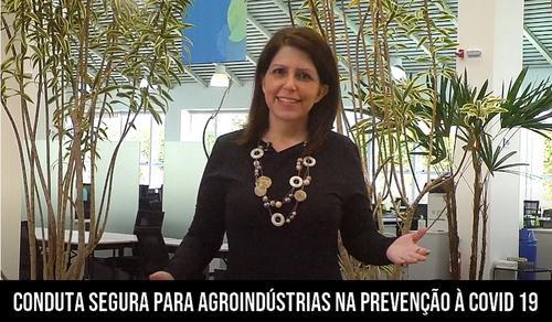 Conduta Segura para Agroindústrias na Prevenção à COVID 19