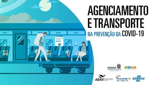 Prevenção à Covid-19 para Agenciamento e Transporte Turístico