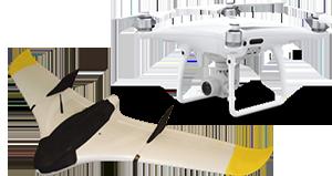 Multi-rotor ou asa fixa? Qual drone escolher para sua lavoura ?