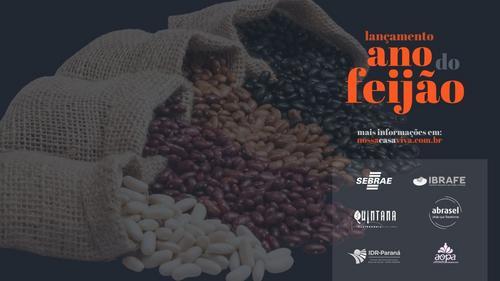 Lançamento: Viva o Ano do Feijão