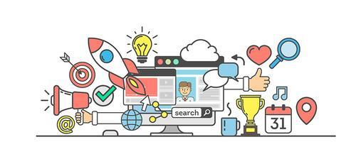 Marketing digital: fique de olho nas tendências