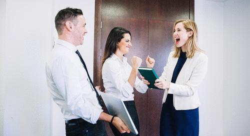 Como motivar funcionários em pequenas empresas