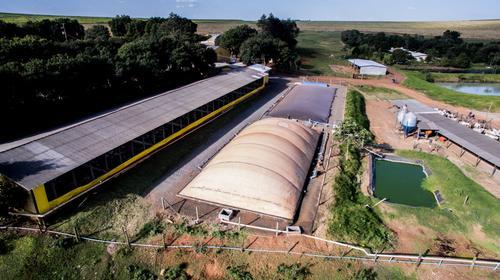 Biogás é solução para volatilidade de custos e tratamento de resíduos da agroindústria brasileira