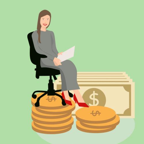 Mulheres e as Finanças!