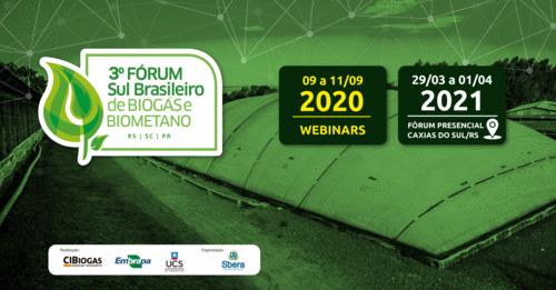 Especialistas dizem como tornar uma planta de biogás lucrativa e debatem o futuro do setor no Fórum Sul Brasil