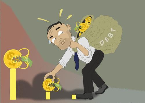4 passos para renegociar as dívidas!