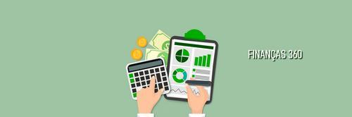 Lançamento do curso FINANÇAS 360 - Tudo o que você precisa saber sobre finanças