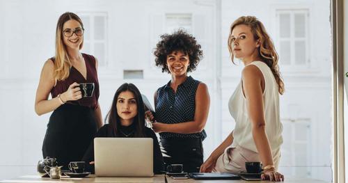 A força e os desafios do empreendedorismo rosa