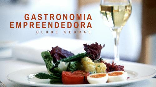 Hoje é dia de VÍDEO novo na 2ª semana da Gastronomia Empreendedora. Assista! 🎥