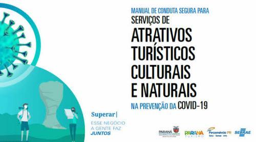 Prevenção à Covid-19 para Atrativos Turísticos Culturais e Naturais