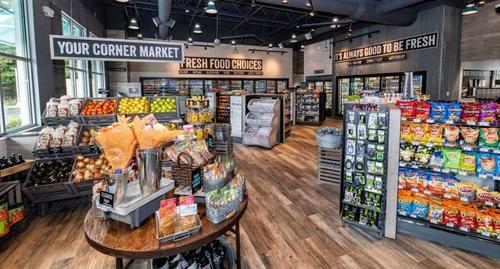 """Minimercado não é somente o """"armazém, mercadinho da vizinhança"""" – pode-se transformar em um Convenience Store."""