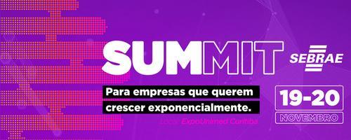 Saiba mais sobre o SUMMIT – maior evento de empreendedorismo do Paraná
