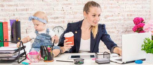 Mulheres Empreendedoras em Home Office!