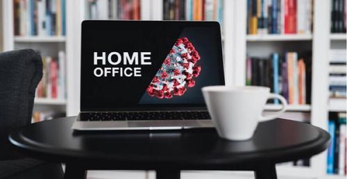 Home Office  - Transformação Digital: Como a Pandemia mudou a rotina das empresas
