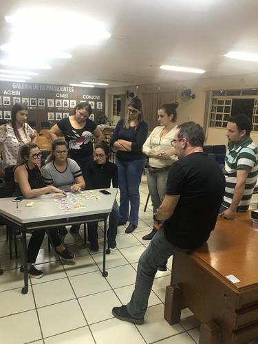 Fechamentoda Trilha de Negócios Digitais no PA de Ibiporã - PR.