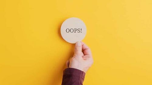Cometa estes erros e aumente as chances de perder Clientes!