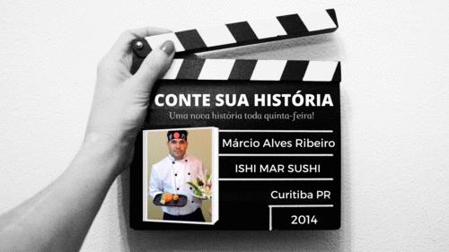 Empresário Márcio Alves Ribeiro no CONTE SUA HISTÓRIA!