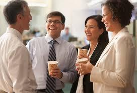 É na hora do cafezinho que a verdadeira comunicação acontece
