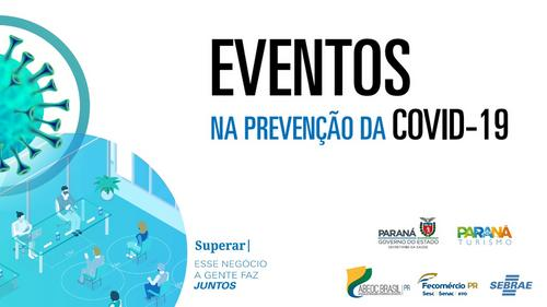 Prevenção à Covid-19 para Serviços de Eventos