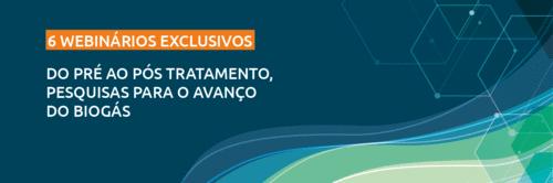 UTFPR e CIBiogás lançam Especialização em Tecnologias da Cadeia Produtiva do Biogás com série de webinários
