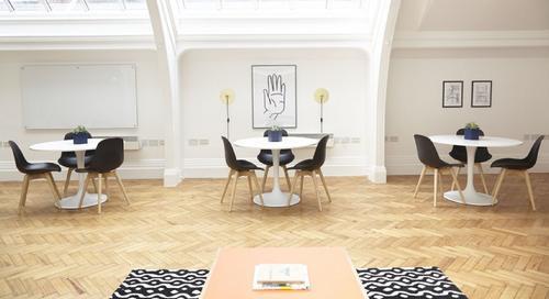 5 Dicas para ter um escritório criativo