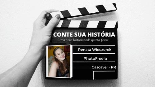 Empresária Renata Wieczorek no CONTE SUA HISTÓRIA!