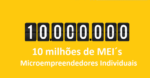 Microempreendedor Individual chega à marca histórica de 10 milhões