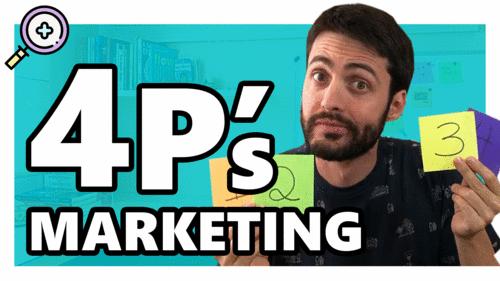 Conhece os 4Ps do Marketing?