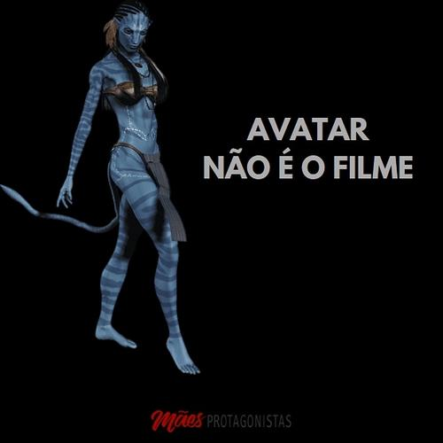 Avatar, não é o filme
